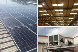 Ahorro energético mediante la monitorización de instalaciones de autoconsumo