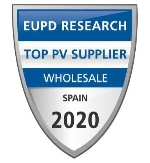 SunFields Europe obtiene el sello 'Top PV Supplier in Spain'